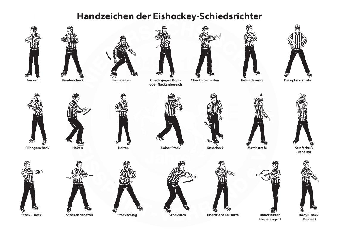 eishockey regeln deutsch
